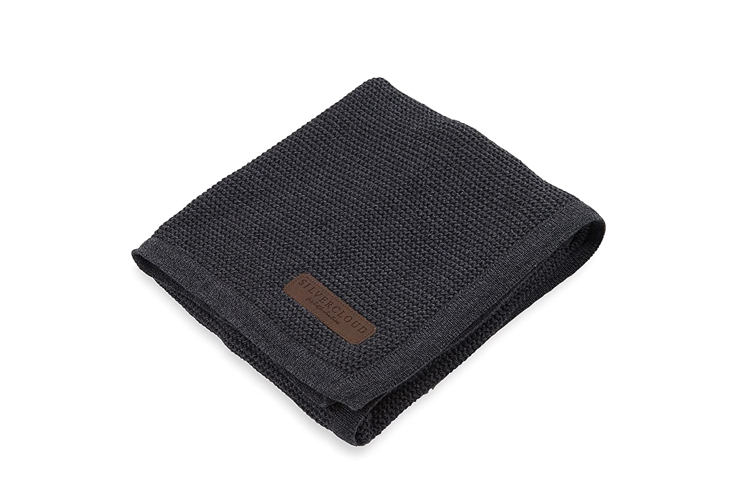 Silvercloud Travel Blanket, Dark Grey East Coast Nursery Ltd 8686