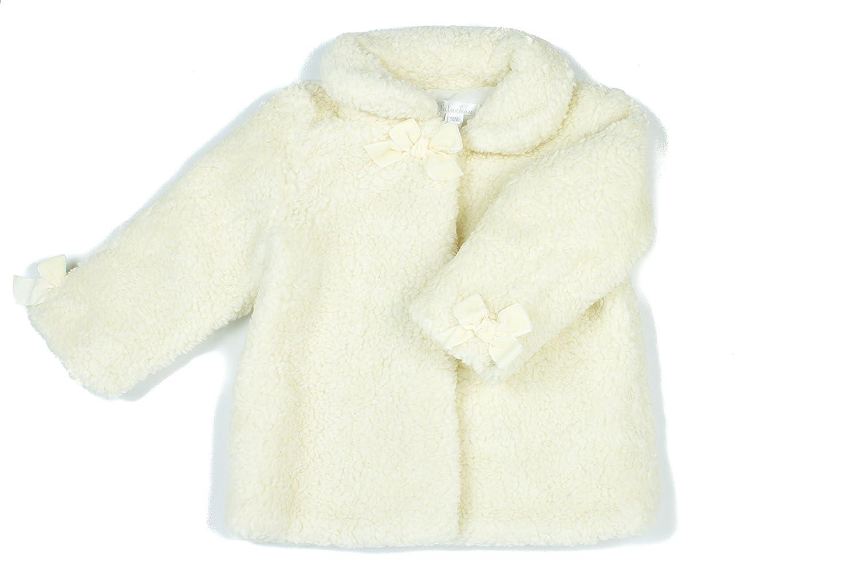 7d028a2c6fb9 Amazon.com  Patachou Girls Faux Fur Coat