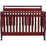 DaVinci Emily 4-in-1 Convertible Crib in Rich Cherry