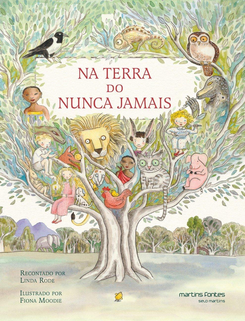 Na Terra Do Nunca Jamais Em Portuguese Do Brasil Linda