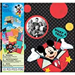 EK Success Brands Disney Scrapbook Kit, Mickey Travel