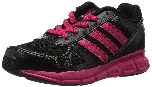 adidas zapatillas HyperFast para chica (negro)
