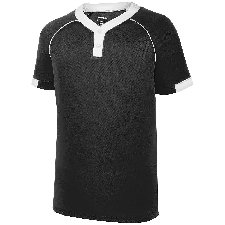 Augusta Sportswear Boys Stanza Jersey B01M4IEE5H Small|ブラック/ホワイト ブラック/ホワイト Small