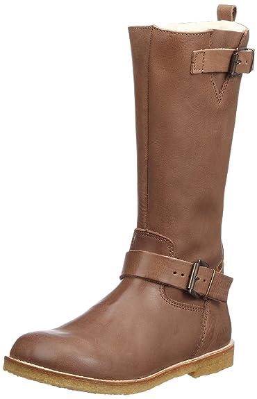 Stiefel Girls Bisgaard Und Brown Braun Boots Wolle Mit Tex 35LA4Rj