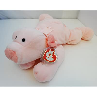 Ty Pillow Pals Oink: Toys & Games