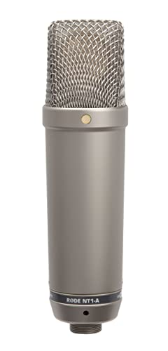 Rode NT1-A Anniversary Condenser Microphone Package