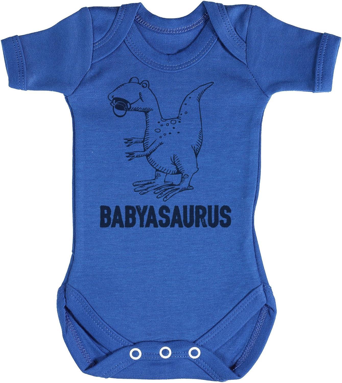 Mens T Shirt /& Baby Bodysuit Matching Father Baby Gift Set Zarlivia Clothing Daddysaurus /& Babysaurus