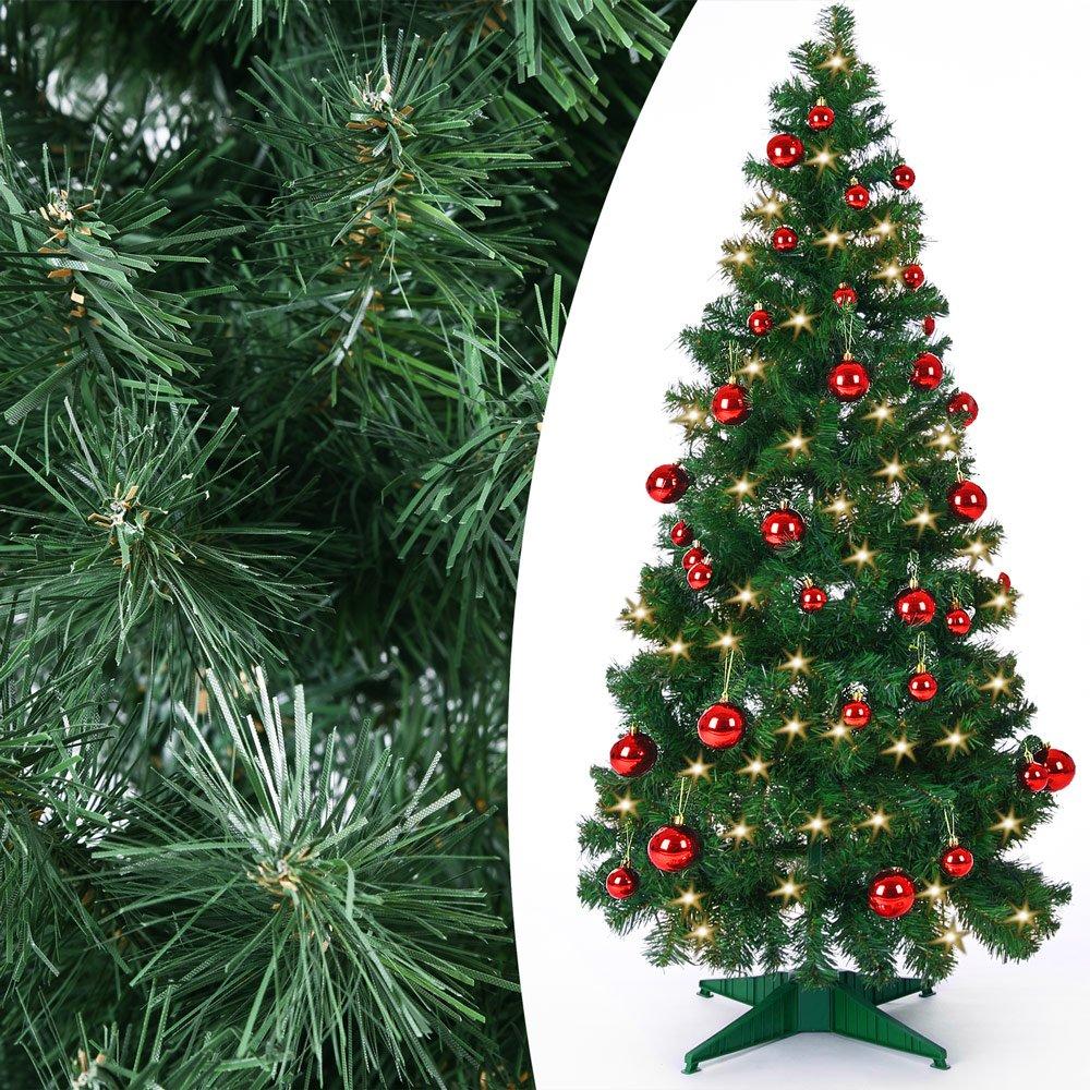 weihnachtsbaum kunstlich mit beleuchtung. Black Bedroom Furniture Sets. Home Design Ideas