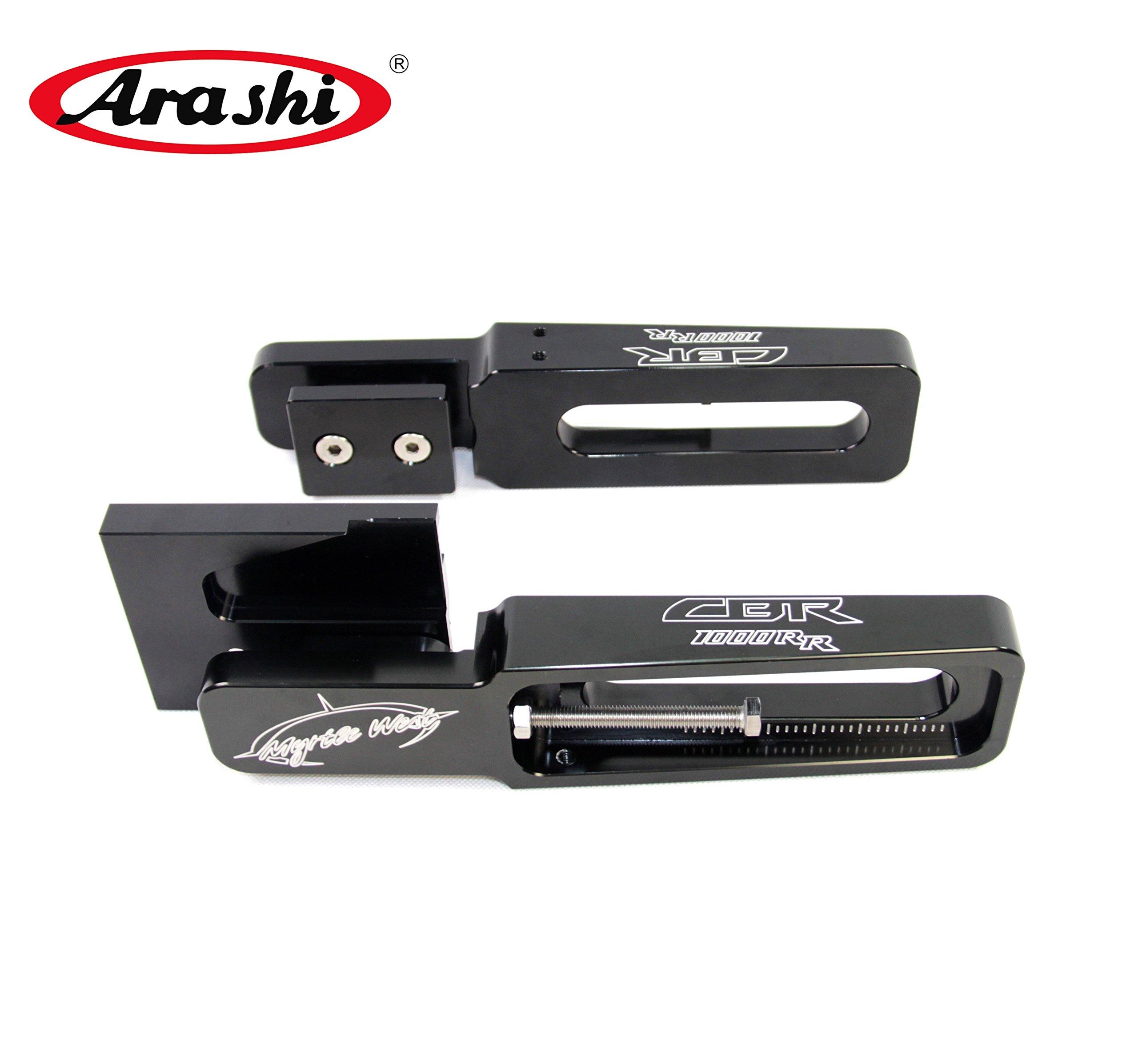 Arashi Swingarm Extended Kit Swing Arm Extension for Honda CBR1000RR by Arashi (Image #2)