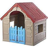 Keter Wonderfold Spielhaus - Überall und jederzeit aufstellbar