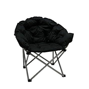 Amazon.com : Mac Sports Folding Outdoor Club Chair - Padded ...