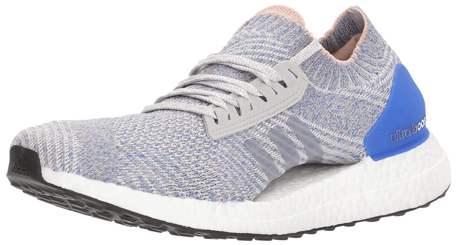 adidas Performance Women's Ultraboost X B0714BGCY6 9.5 B(M) US|Grey/Grey/Hi-res Blue