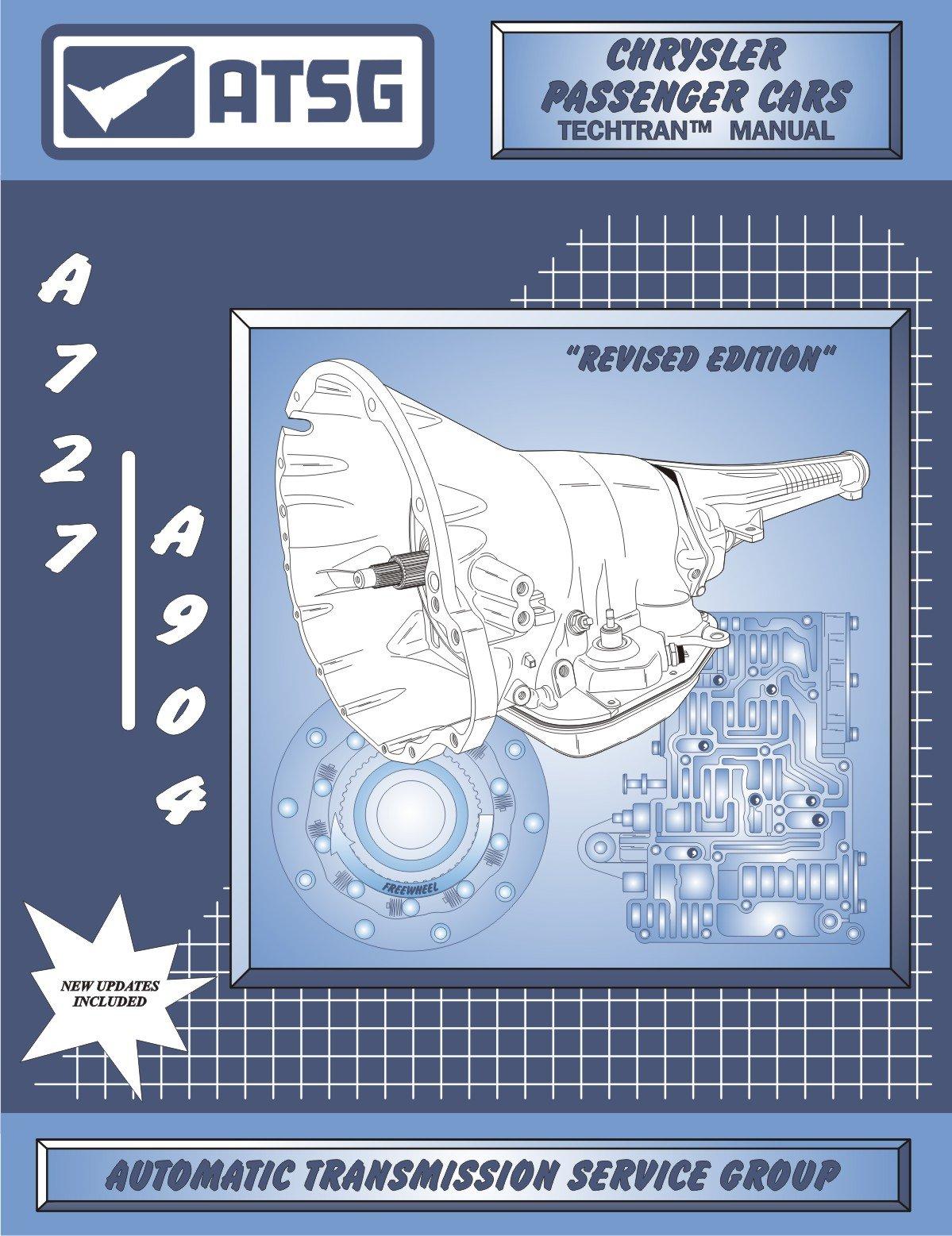 ATSG Chrysler Torqueflight A-727 A-904, Techtran Manual