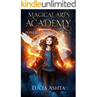 Magical Arts Academy 13: Powers Unleashed