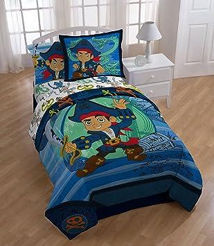 Amazon.com: Jake and the Neverland Pirates Captain Jake Twin ...