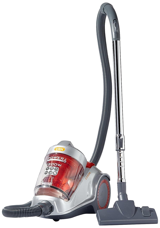 Vax C89-P6-H-E Power 6 - Aspirador sin bolsa (2200 W, 3 L, incluye ...