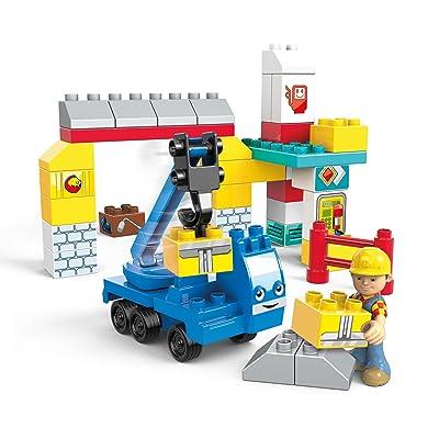 Mega Bloks Bob The Builder, Garage Fix-up: Toys & Games
