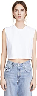 product image for Cotton Citizen Women's The Tokyo Crop Muscle Tee