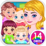 elsa baby games - Elsa Baby Care
