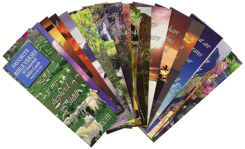 Versículos favoritos de La variado Biblia - Paquete variado La de 50 unidades 90c8ba