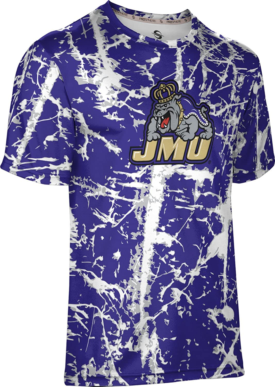 James Madison University Foundation Boys Performance T-Shirt Distressed
