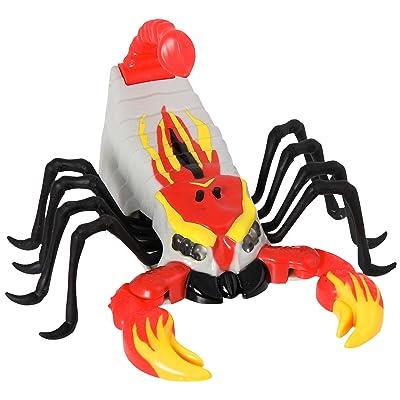 Wild Pets 31799 - S2 Scorpion - Single Pack - Firestruck - Vert