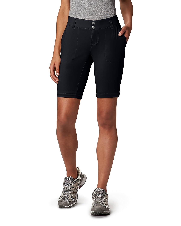 Columbia Womens Saturday Trail II Convertible Pant Pants 14 Black