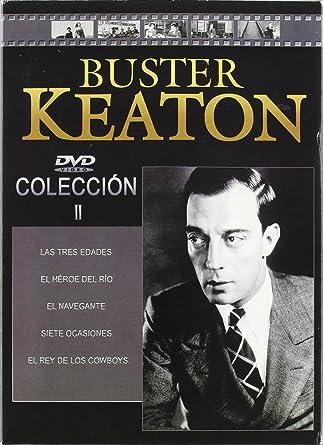 Buster Keaton vol 2 con 15 peliculas