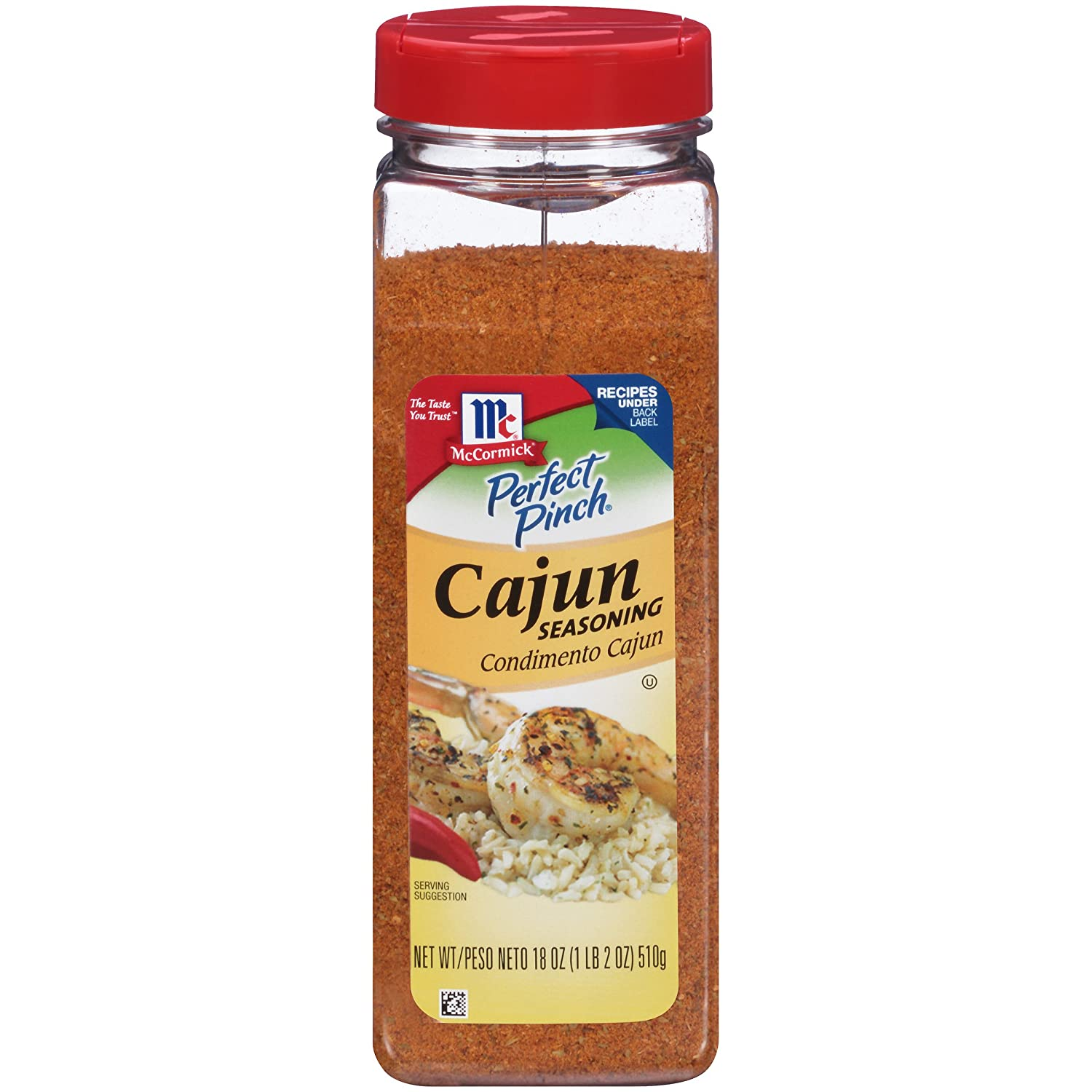 McCormick Cajun Seasoning, 18 oz