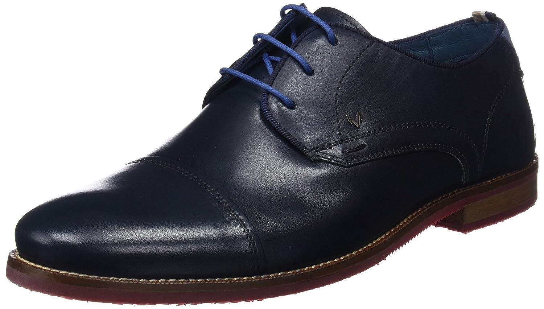 TALLA 41 EU. MARTINELLI Russell 1335-1086u, Zapatos de Cordones Derby para Hombre