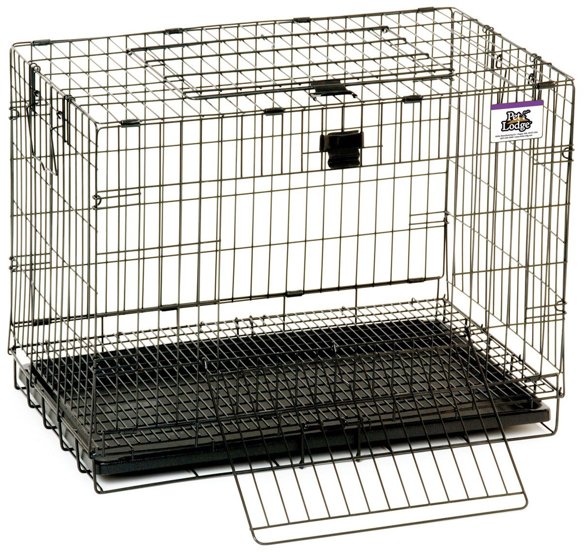 Little Giant Farm & Ag 150903 24  Wire Pop Up Rabbit Cage