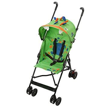 Safety 1st, silla de paseo Fun Crazy Peps, ligera con capazo: Amazon.es: Bebé