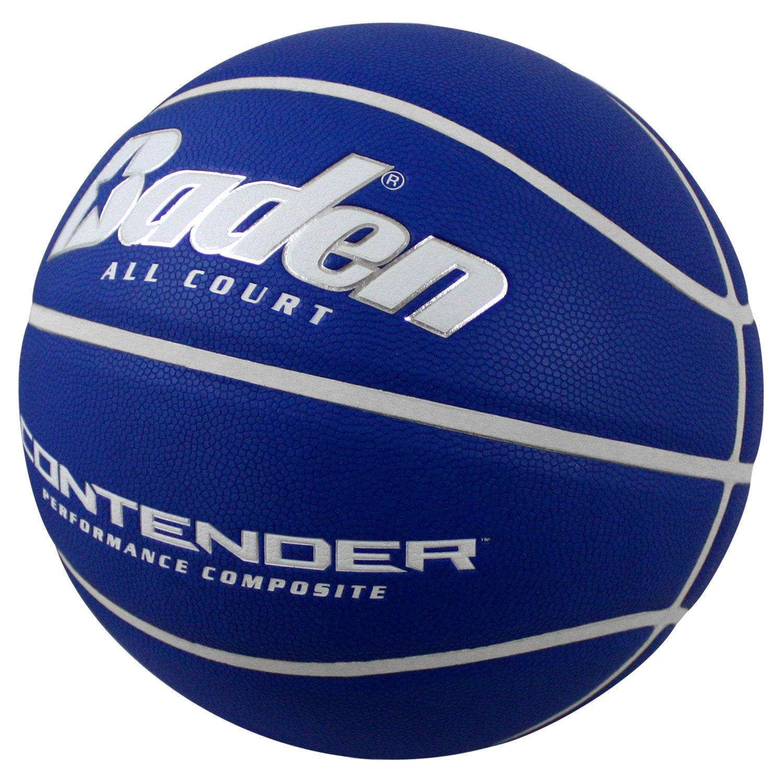 cb169df667a Amazon.com : Baden Contender Indoor/Outdoor Composite Basketball : Sports &  Outdoors