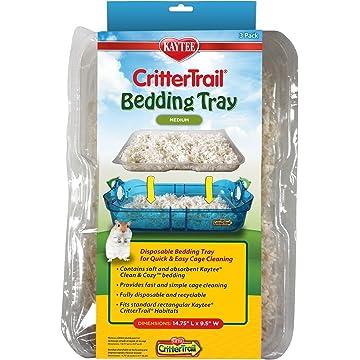 Kaytee Critter Trail Bedding Tray