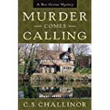 Murder Comes Calling: [LARGE PRINT]: An English Village Mystery (Rex Graves Mystery) (Volume 7)