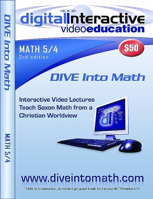 Amazon.com: Dive 5/4 Cd-rom 3rd Edition