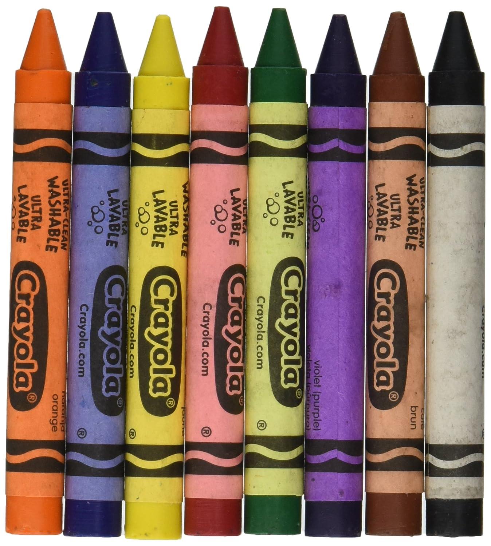 Washable Crayons Crayola B0033LYDI8
