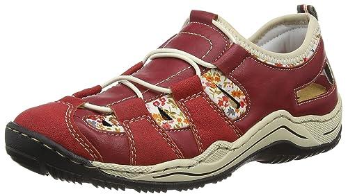 Rieker Damen L0561 Sneakers