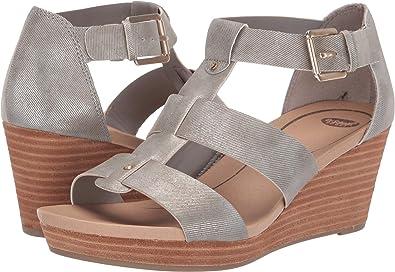 ad00216ace Amazon.com | Dr. Scholl's Shoes Women's Barton Wedge Sandal ...