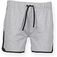 Skinnifit - Pantalones Cortos de Fitness Modelo Retro