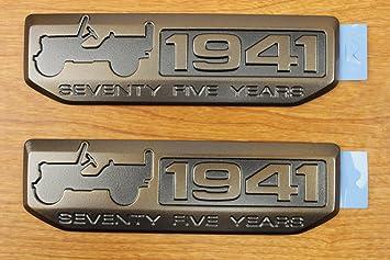 Toppower 1941 75th Anniversaire Edition Embl/ème