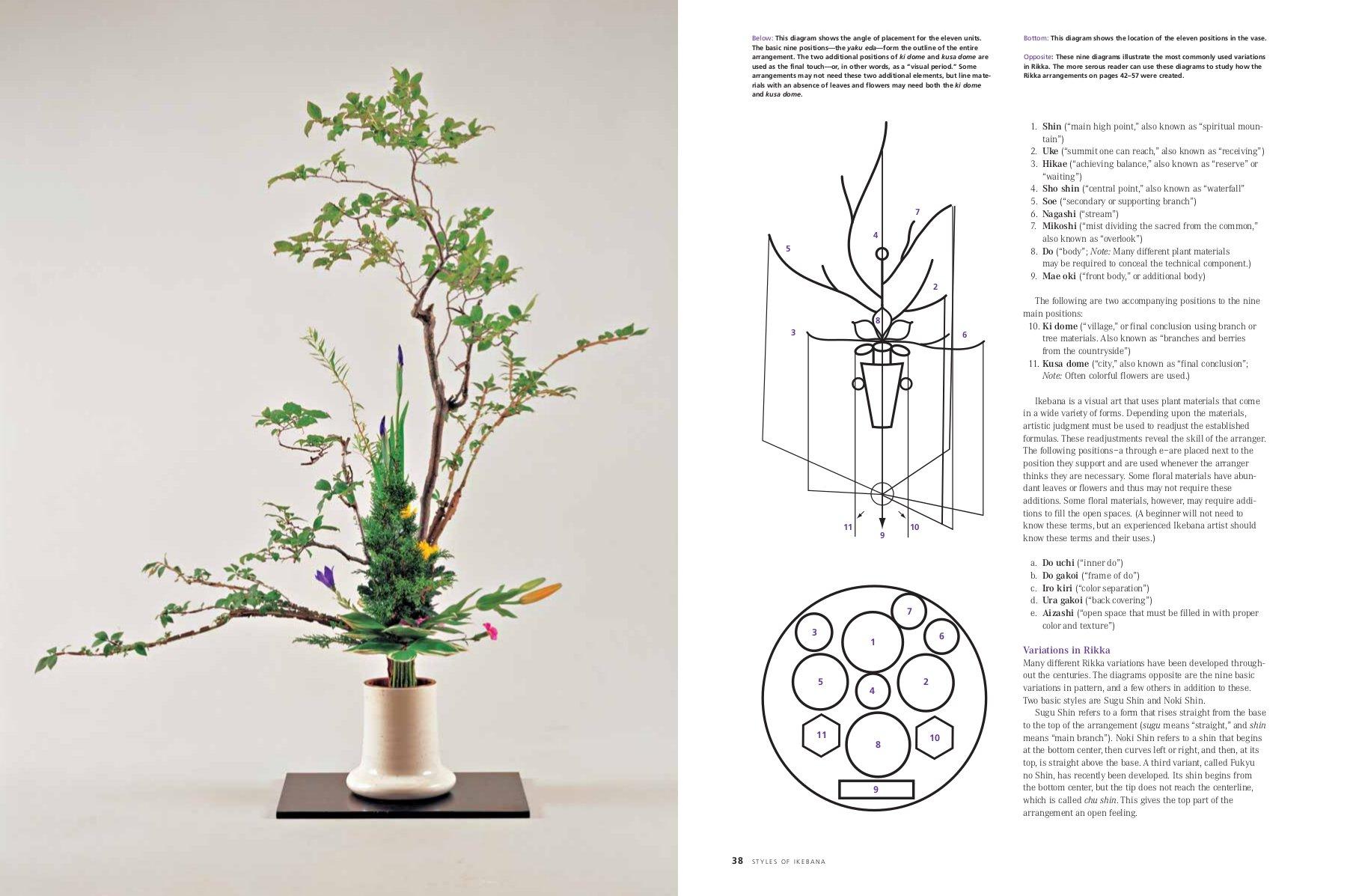 Ikebana The Art Of Arranging Flowers Sato Shozo Yoshimura Kasen 9784805309438 Amazon Com Books