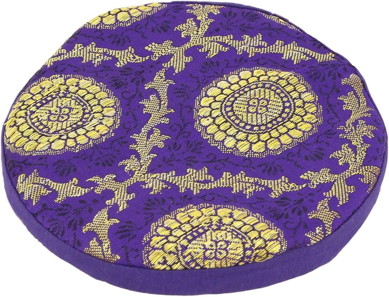 Ayurveda /& Yoga Tuned to the 7th Chakra Crown Chakra ShalinIndia Sahasrara Violet Buddhist Singing Bowl 5 Inches Fine Quality Brass Ideal for Meditations