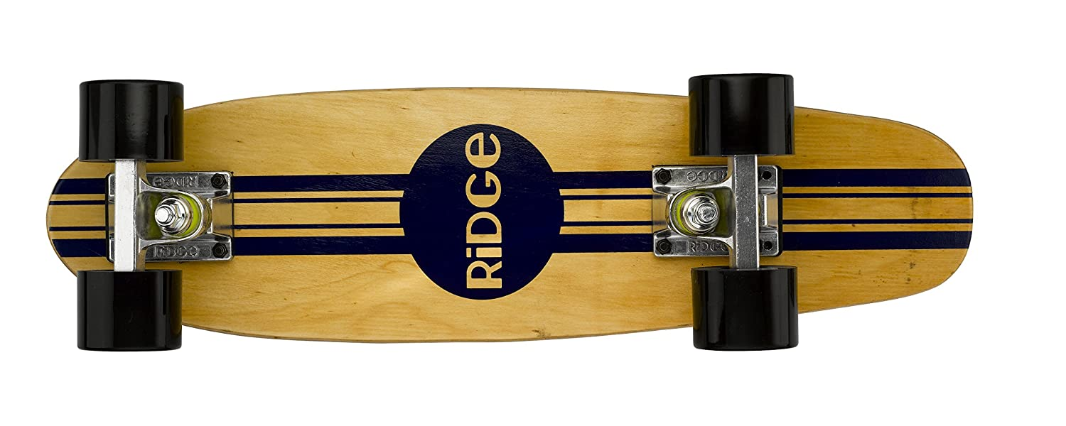 Ridge Maple Mini Retro Cruiser Skateboard