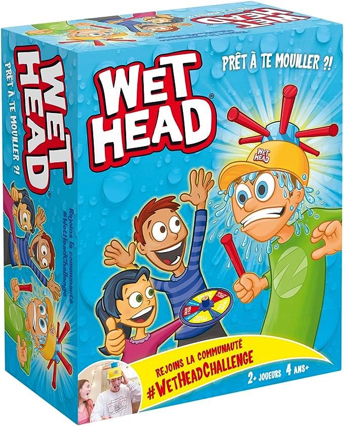 TF1 Games 70200 Wet Head - Figura de Juguete: Amazon.es: Juguetes y juegos