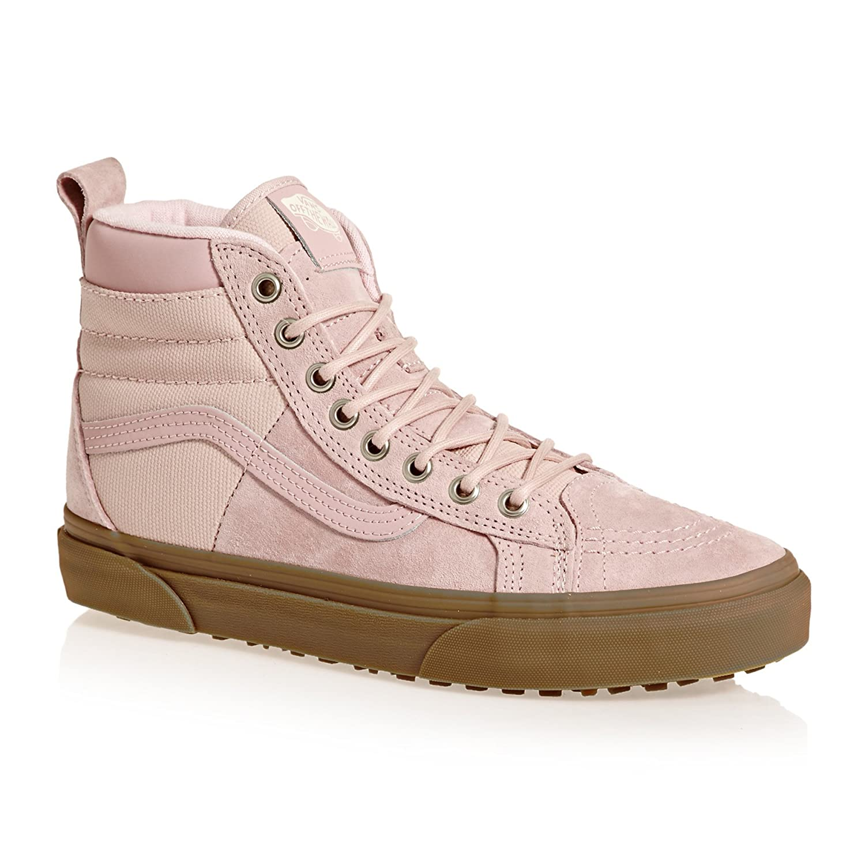 Vans Shoes Sk8-hi Shoes - Sepia Rose/Gum  9.5|(Mte) Sepia Rose/Gum
