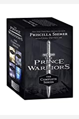 The Prince Warriors Deluxe Box Set Hardcover
