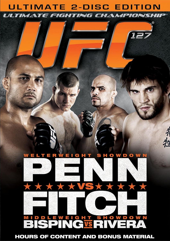 Amazon Com Ufc 127 Penn Vs Fitch Bj Penn Jon Fitch Not Provided Movies Tv