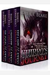 Khirro's Journey: The Complete Trilogy Kindle Edition