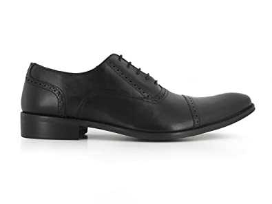 Richelieu J.Bradford Cuir Noir JB-GLUM - Couleur - Noir T7LEtx2qa4